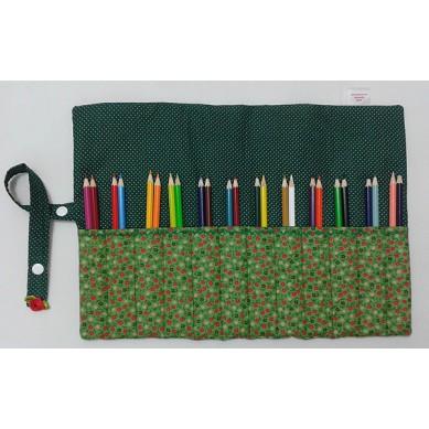 Porta Lápis em Tecido - 03