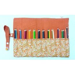 Porta Lápis em Tecido - 04