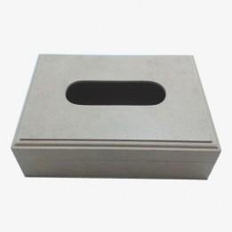 Caixa de Lenço com Dobradiça em MDF