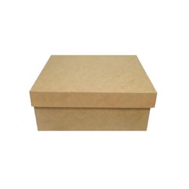 Caixa em MDF 01 - 16,5x16,5x5